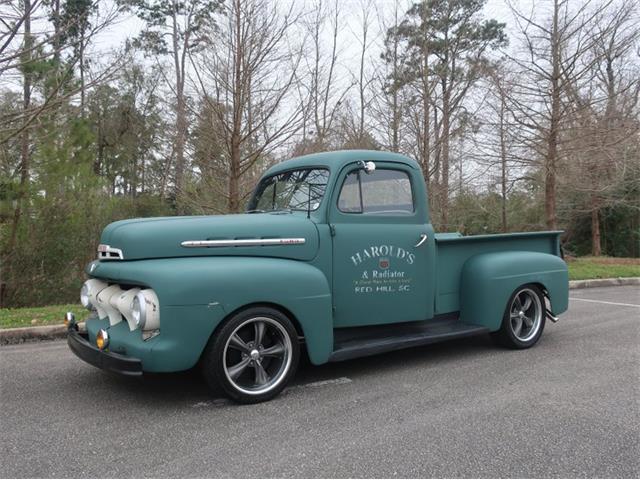 1951 Ford F1 (CC-1323086) for sale in Greensboro, North Carolina