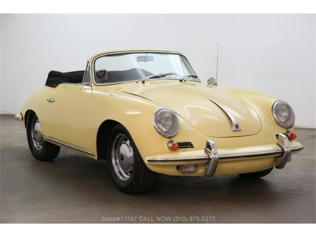 1964 Porsche 356SC (CC-1323095) for sale in Beverly Hills, California