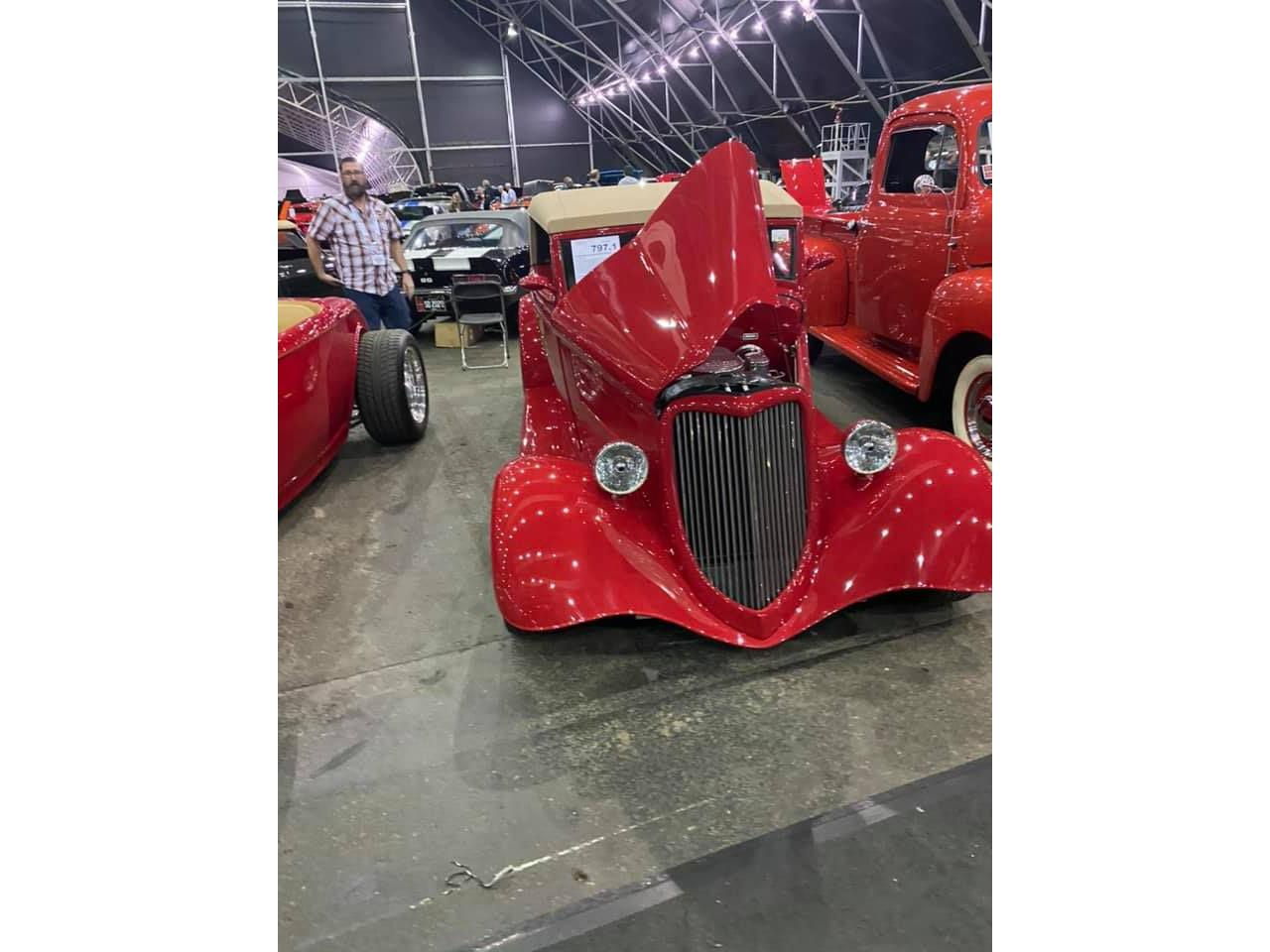 1934 Ford Custom (CC-1323098) for sale in West Pittston, Pennsylvania