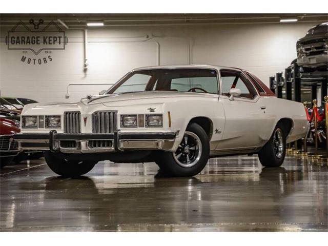 1977 Pontiac Grand Prix (CC-1323100) for sale in Grand Rapids, Michigan