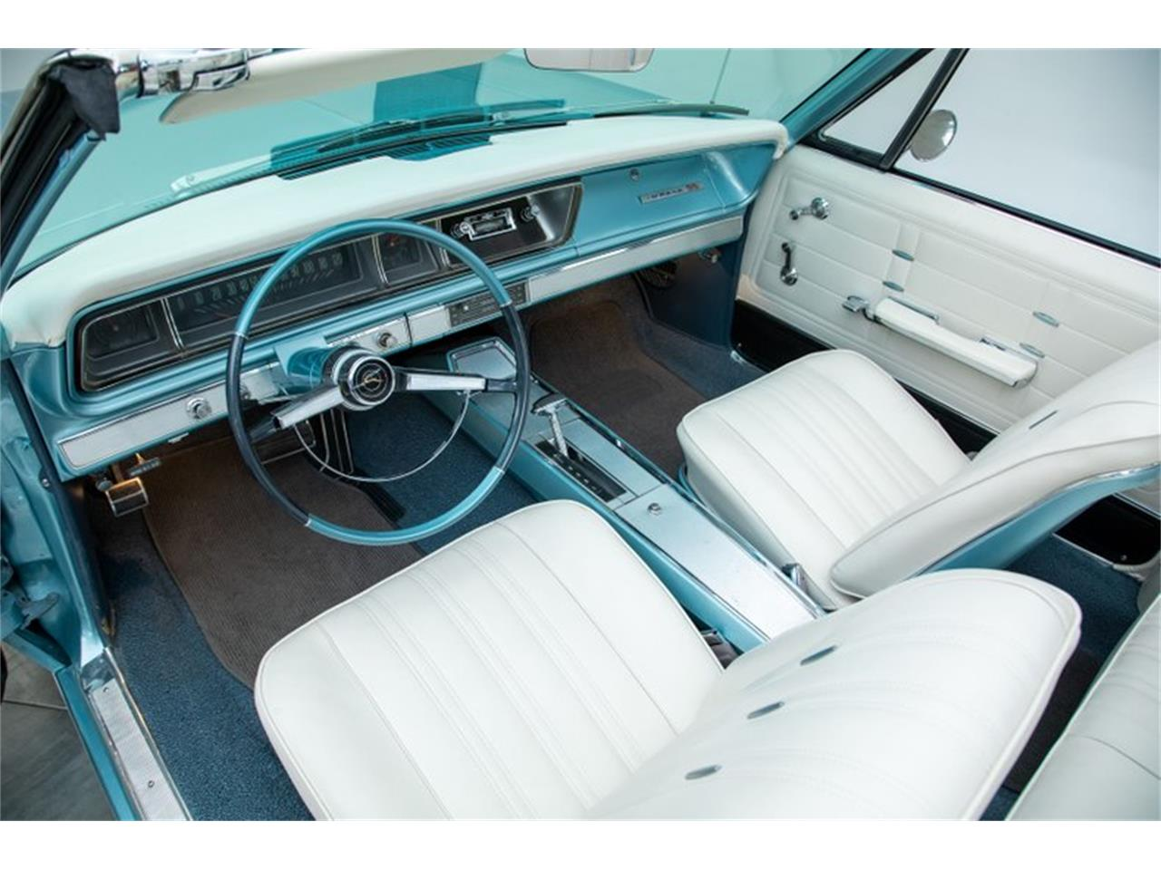 1966 Chevrolet Impala (CC-1323103) for sale in Cedar Rapids, Iowa