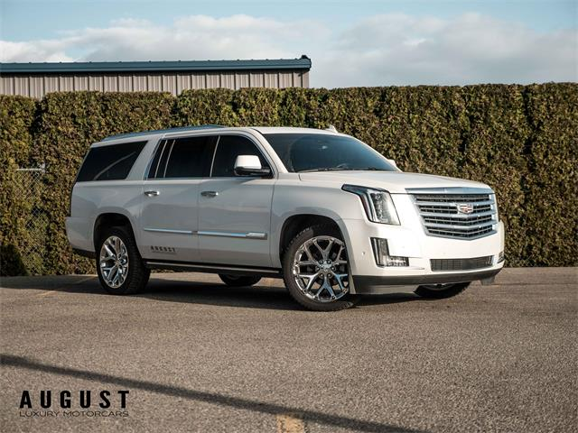 2018 Cadillac Escalade (CC-1323107) for sale in Kelowna, British Columbia