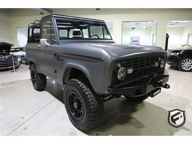 1969 Ford Bronco (CC-1323128) for sale in Chatsworth, California
