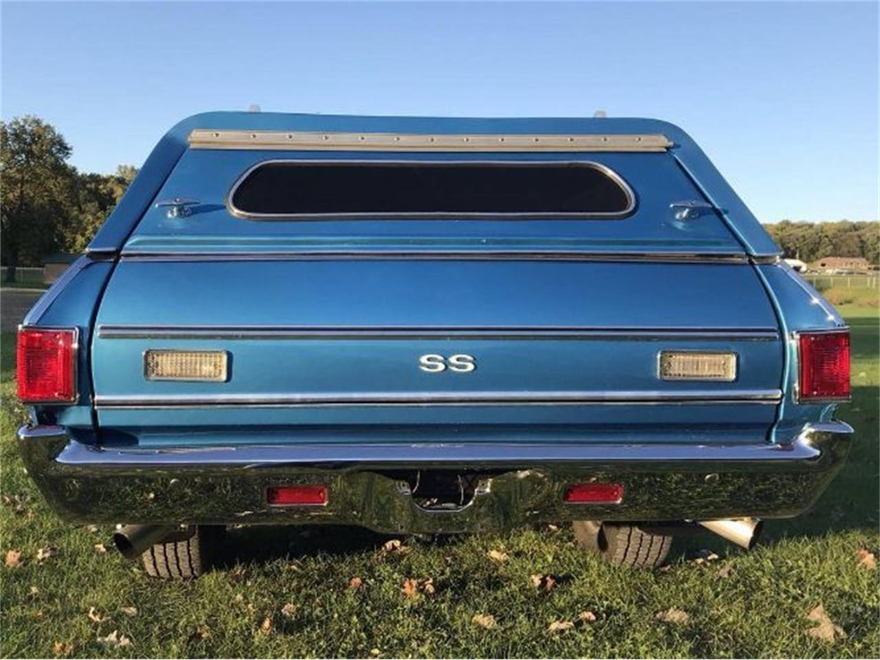 1971 Chevrolet El Camino (CC-1323135) for sale in Cadillac, Michigan