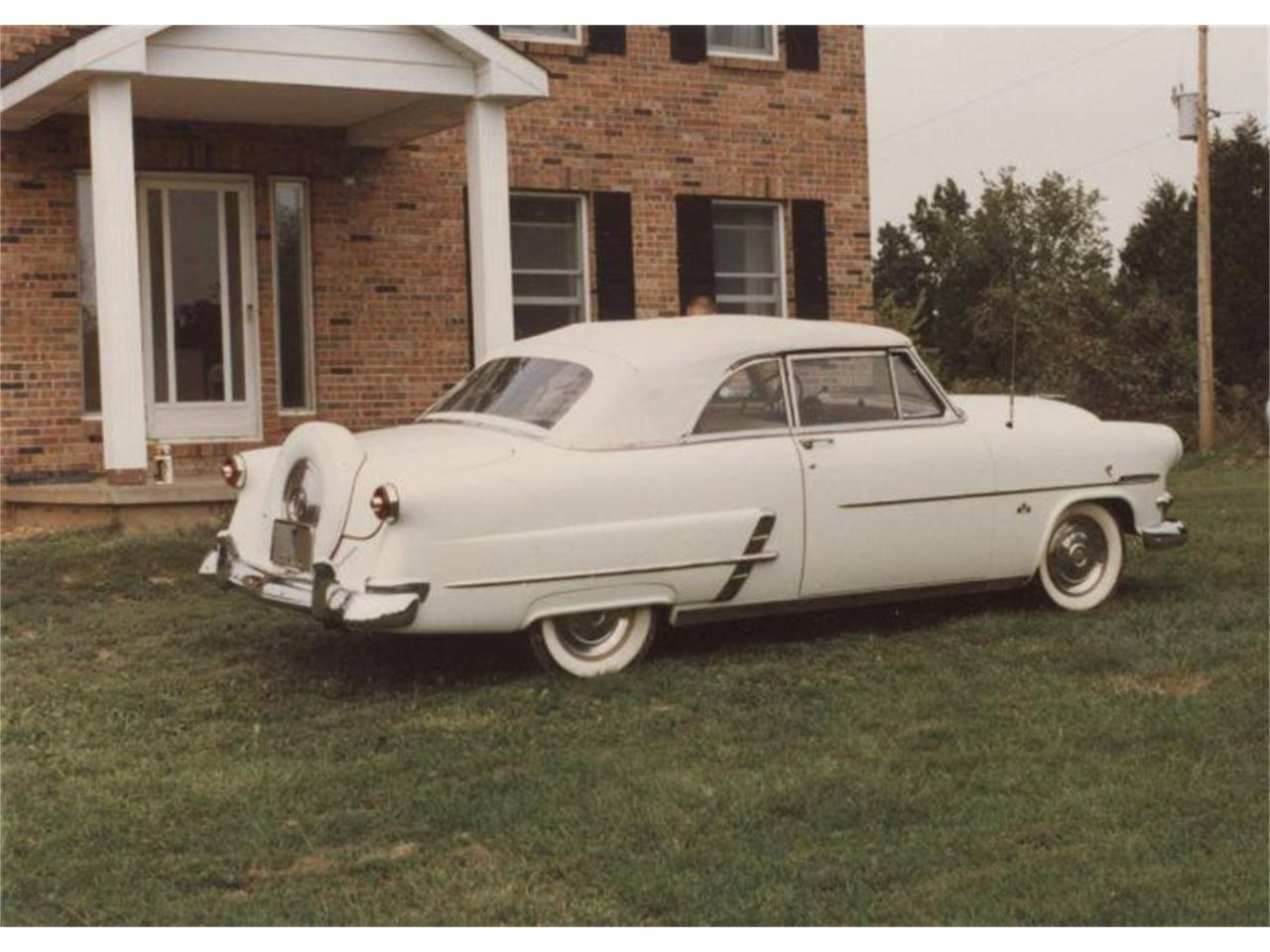 1953 Ford Convertible (CC-1323141) for sale in Cadillac, Michigan