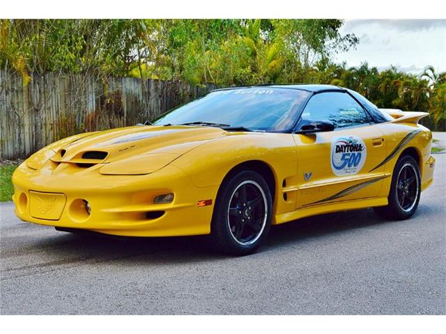 2002 Pontiac Firebird Trans Am (CC-1323146) for sale in Cadillac, Michigan