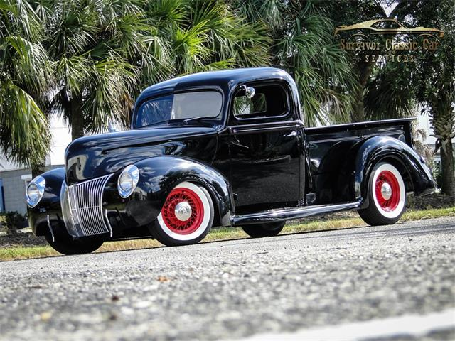 1940 Ford Pickup (CC-1323148) for sale in Palmetto, Florida