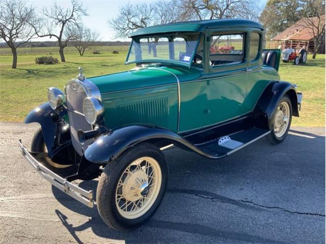 1931 Ford Model A (CC-1323154) for sale in Fredericksburg, Texas