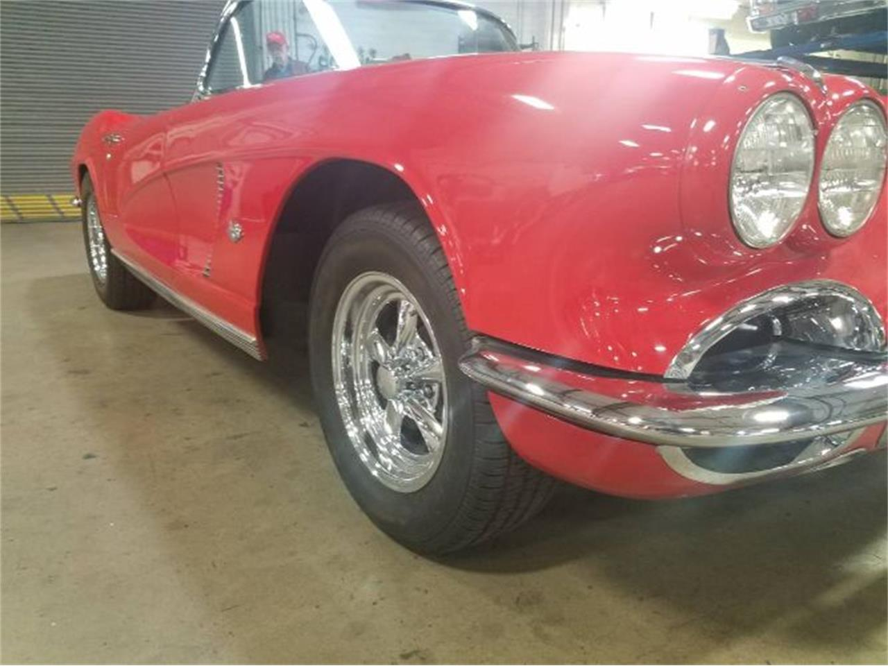 1962 Chevrolet Corvette (CC-1323155) for sale in Cadillac, Michigan