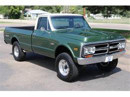 1970 GMC Pickup (CC-1323157) for sale in Cadillac, Michigan