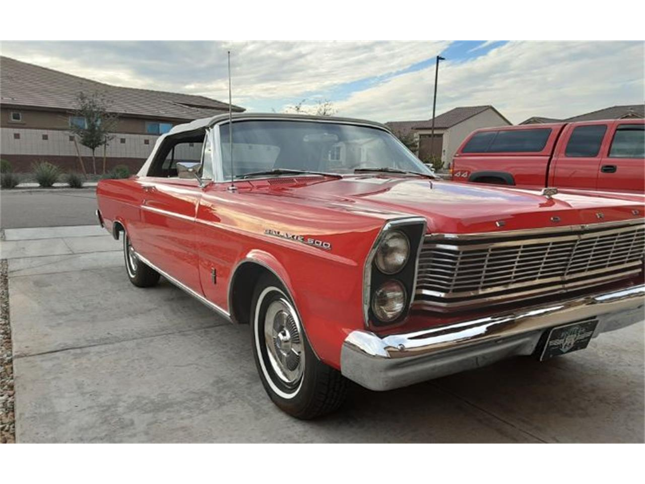 1965 Ford Galaxie 500 (CC-1323160) for sale in Cadillac, Michigan