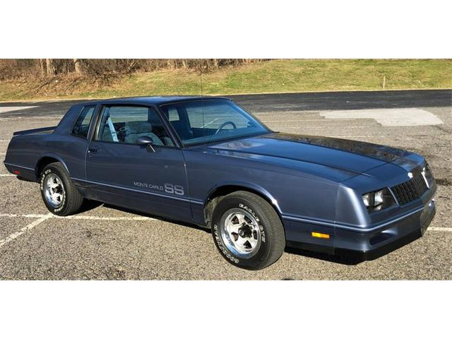 1984 Chevrolet Monte Carlo (CC-1323163) for sale in West Chester, Pennsylvania