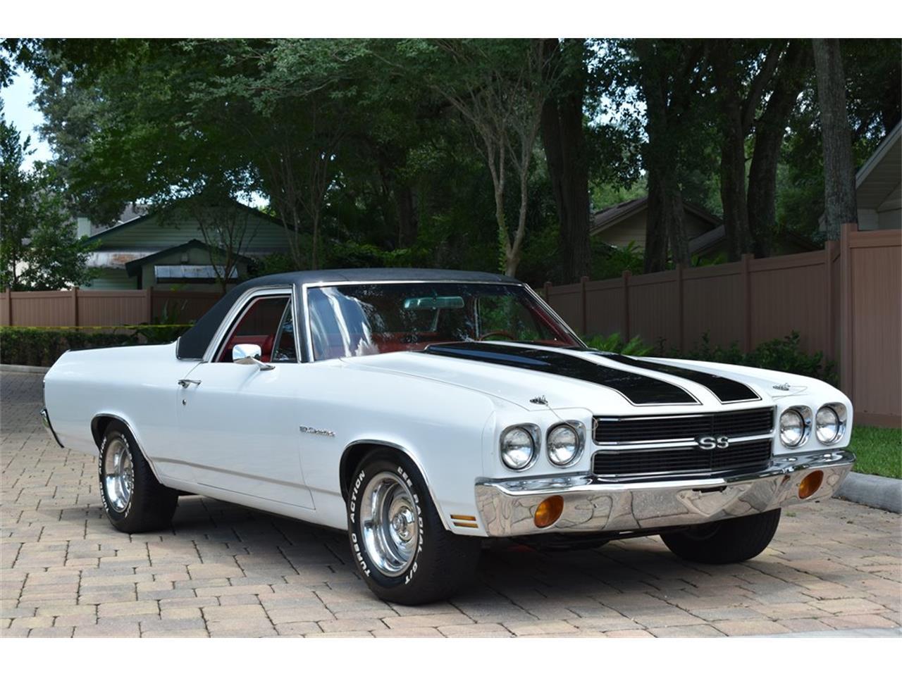 1970 Chevrolet El Camino (CC-1323167) for sale in Lakeland, Florida