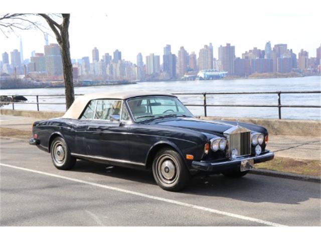 1978 Rolls-Royce Corniche (CC-1323182) for sale in Astoria, New York
