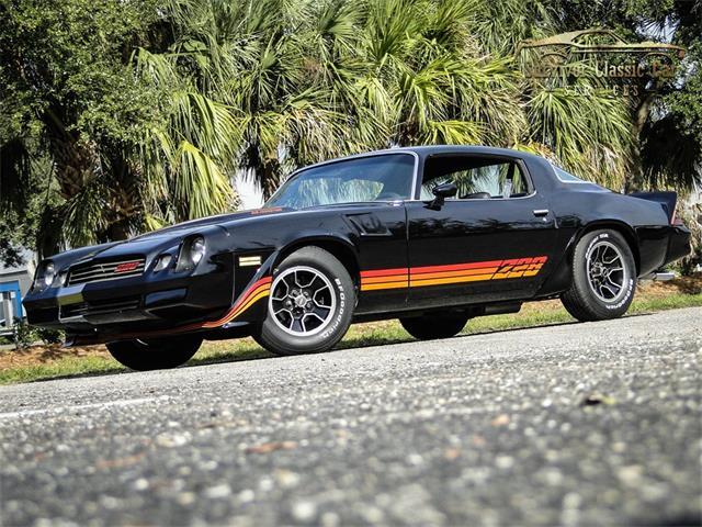 1980 Chevrolet Camaro (CC-1323193) for sale in Palmetto, Florida
