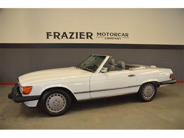 1989 Mercedes-Benz 560 (CC-1323196) for sale in Lebanon, Tennessee