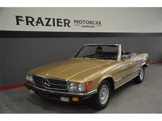 1983 Mercedes-Benz 380 (CC-1323198) for sale in Lebanon, Tennessee