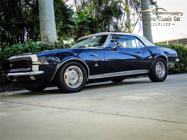 1967 Chevrolet Camaro (CC-1323199) for sale in Palmetto, Florida