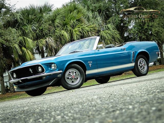 1969 Ford Mustang (CC-1323220) for sale in Palmetto, Florida
