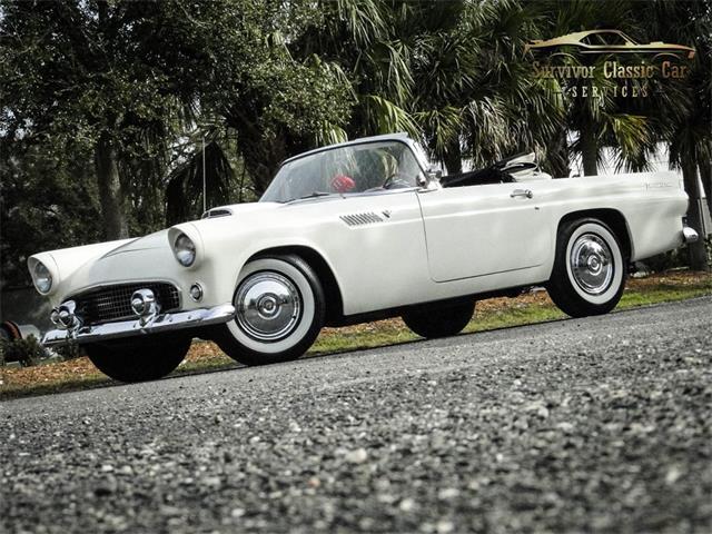 1955 Ford Thunderbird (CC-1323222) for sale in Palmetto, Florida