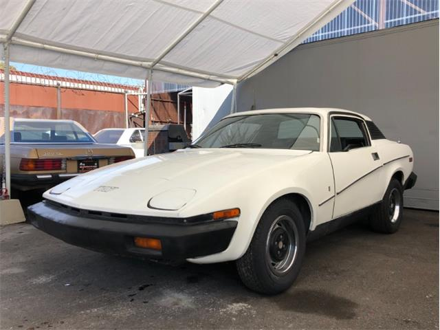 1976 Triumph TR7 (CC-1323228) for sale in Los Angeles, California
