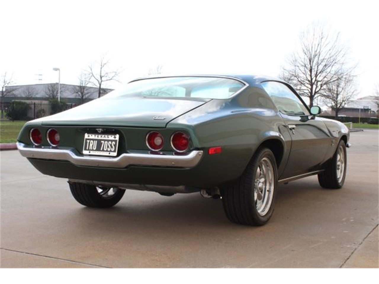 1970 Chevrolet Camaro (CC-1323235) for sale in Houston, Texas