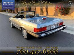 1987 Mercedes-Benz 560SL (CC-1323237) for sale in Palm Desert , California