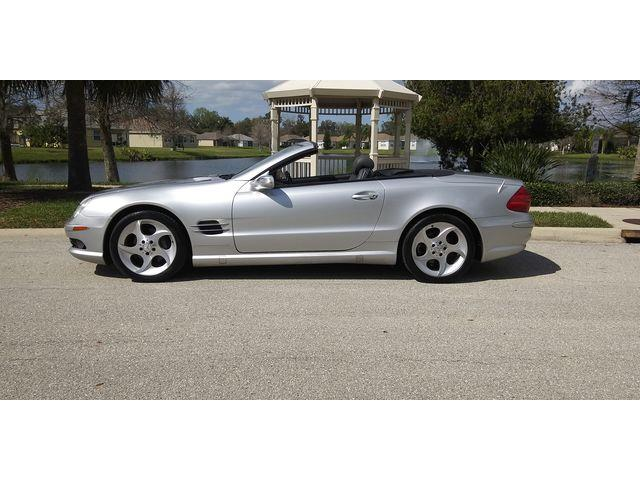 2005 Mercedes-Benz SL500 (CC-1323247) for sale in Lakeland, Florida