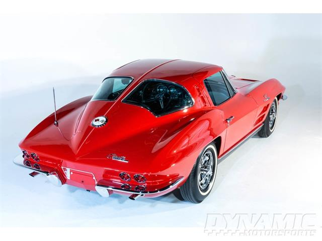 1963 Chevrolet Corvette (CC-1323265) for sale in Garland, Texas