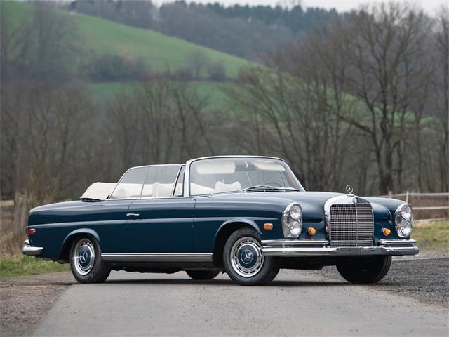 1969 Mercedes-Benz 280SE (CC-1323269) for sale in Essen, Germany