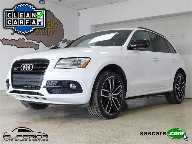 2017 Audi SQ5 (CC-1320327) for sale in Hamburg, New York