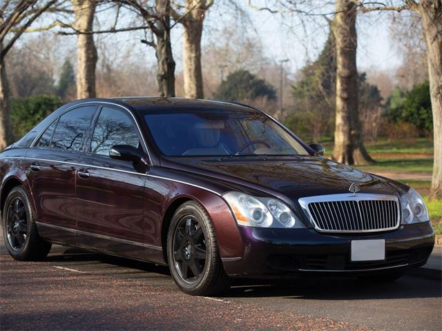 2003 Maybach 57 (CC-1323270) for sale in Essen, Germany