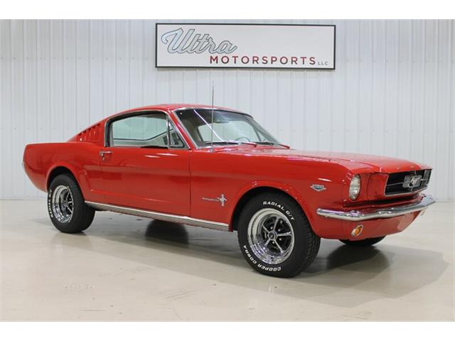 1965 Ford Mustang (CC-1323275) for sale in Fort Wayne, Indiana