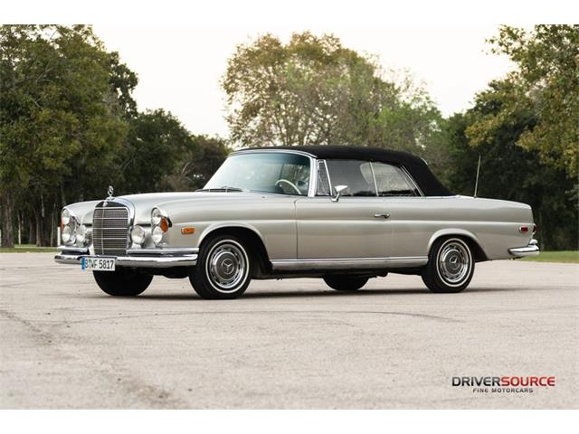 1969 Mercedes-Benz 280 (CC-1323277) for sale in Houston, Texas