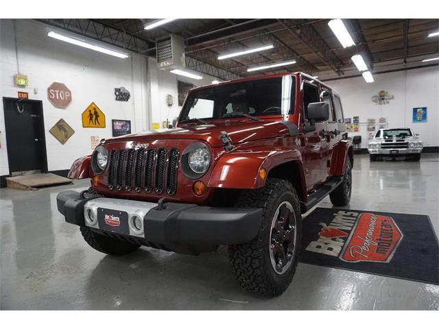 2009 Jeep Wrangler (CC-1323283) for sale in Glen Burnie, Maryland