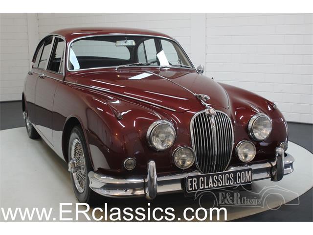 1960 Jaguar Mark II (CC-1323290) for sale in Waalwijk, Noord-Brabant