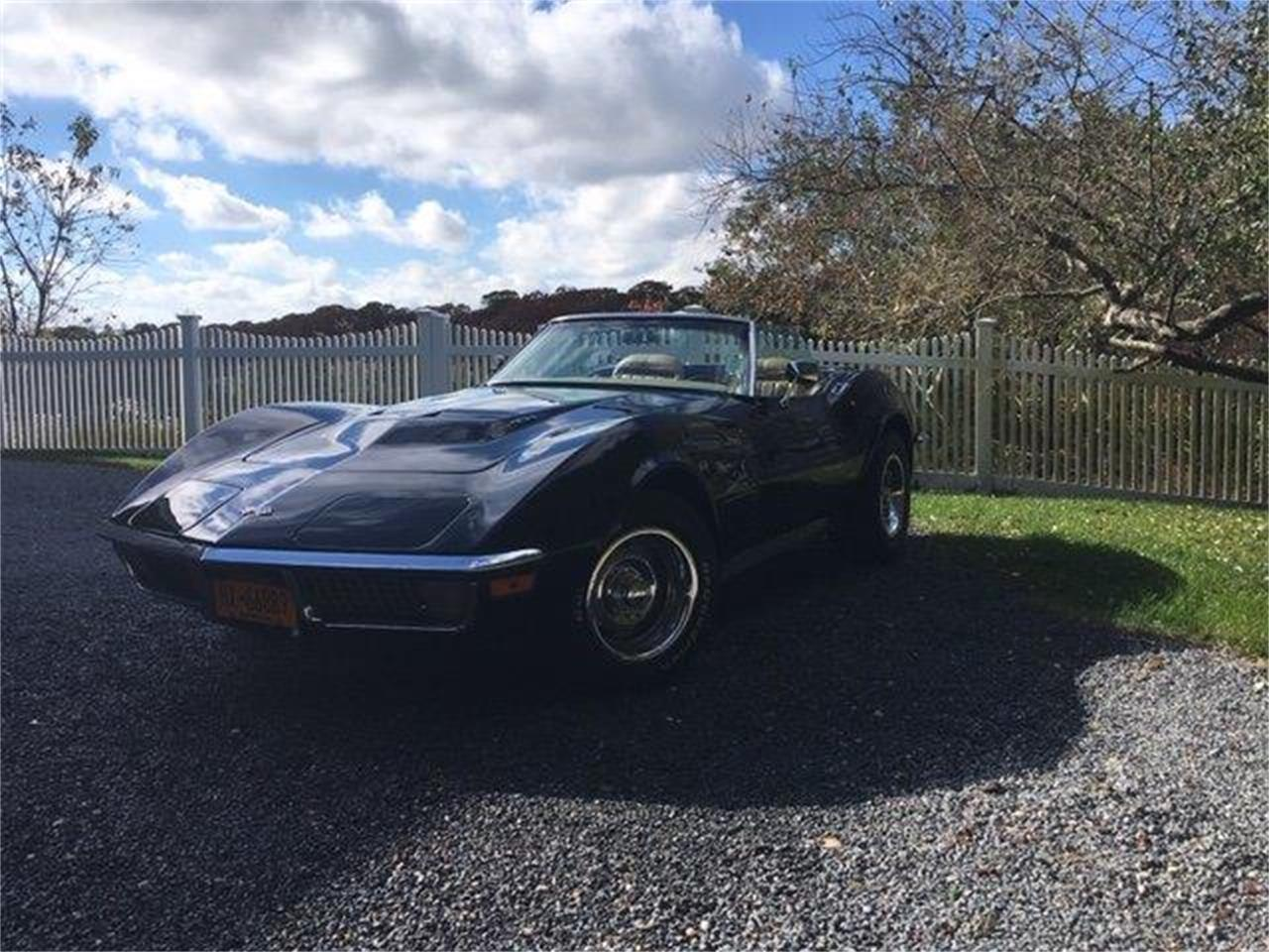 1970 Chevrolet Corvette Stingray (CC-1323296) for sale in Westhampton, New York