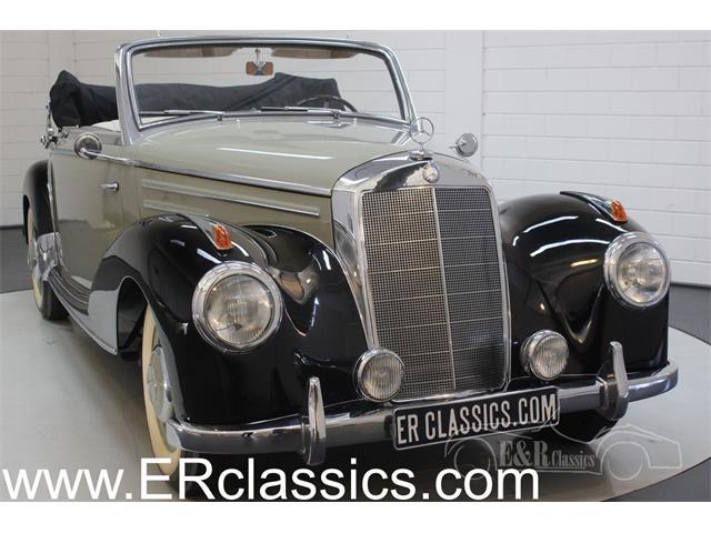 1952 Mercedes-Benz 220 (CC-1323302) for sale in Waalwijk, Noord-Brabant