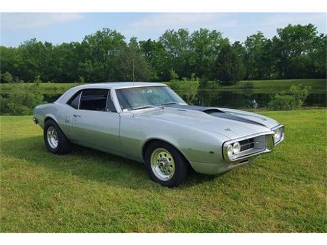 1967 Pontiac Firebird (CC-1323303) for sale in ROCKWALL, Texas
