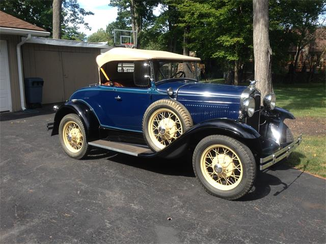 1931 Ford Model A (CC-1323307) for sale in Dallas, Pennsylvania