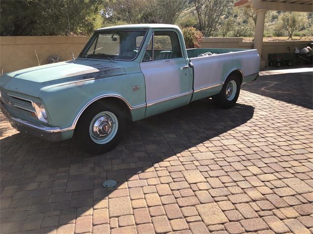 1967 Chevrolet Pickup (CC-1323309) for sale in Scottsdale, Arizona