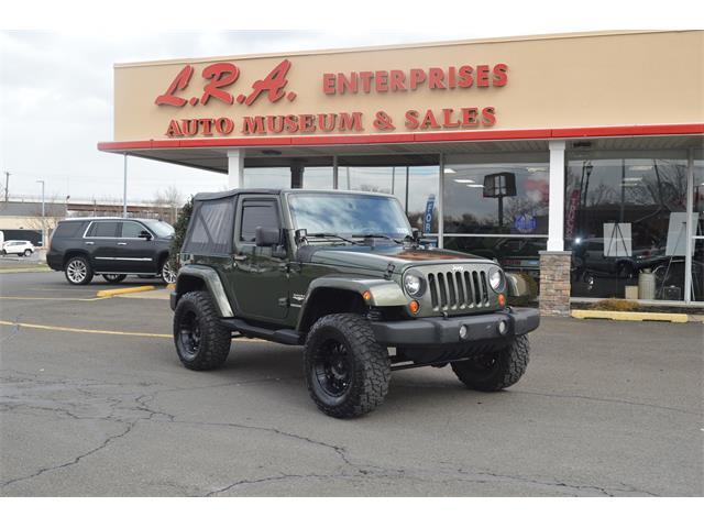 2007 Jeep Wrangler (CC-1323311) for sale in bristol, Pennsylvania