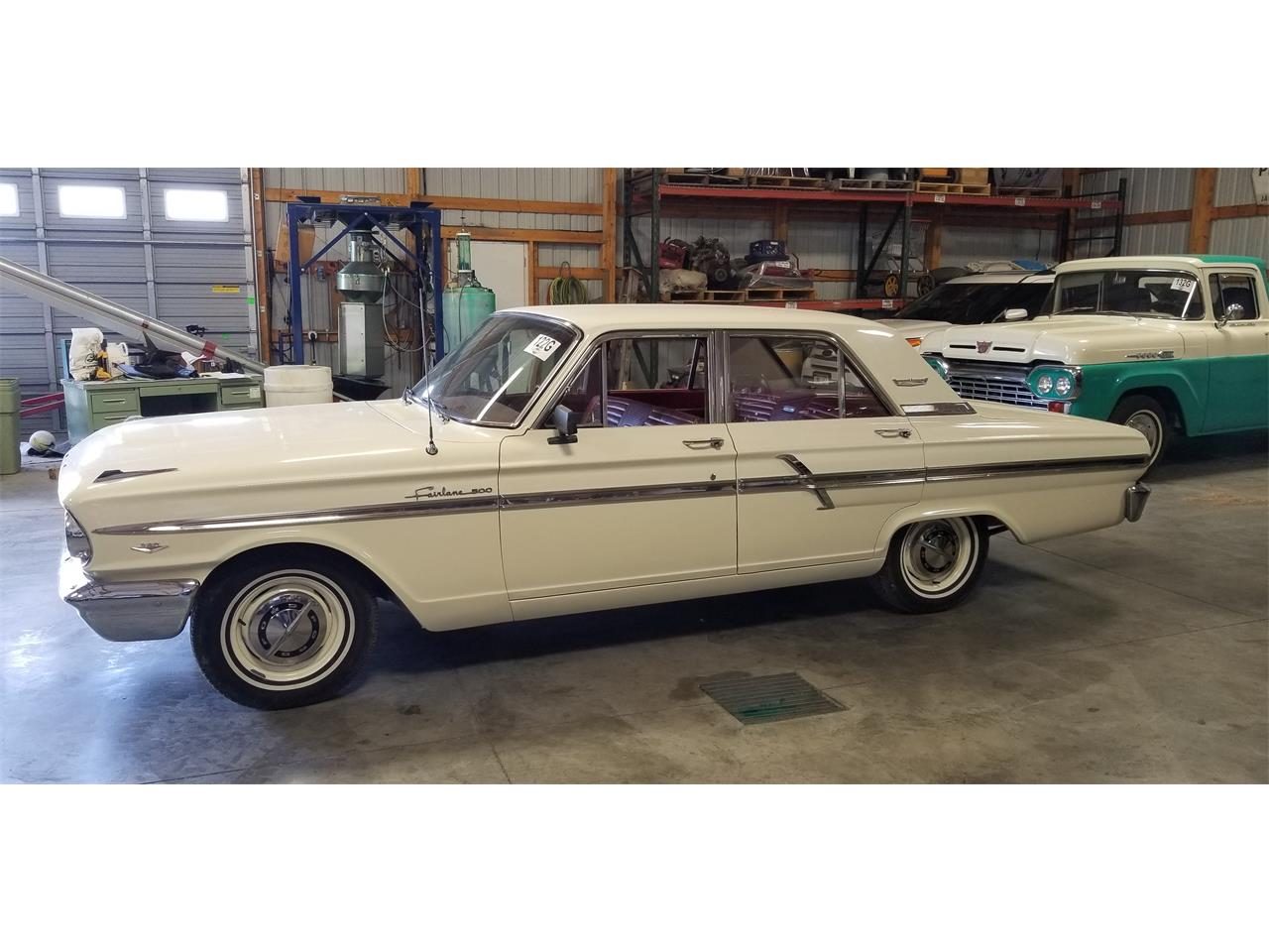 1964 Ford Fairlane 500 (CC-1323325) for sale in Council Bluffs, Iowa