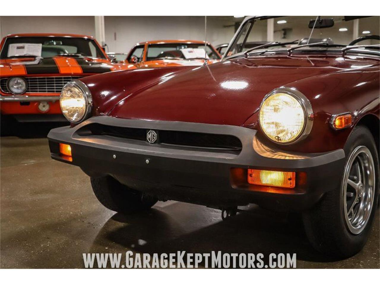 1976 MG Midget (CC-1320335) for sale in Grand Rapids, Michigan