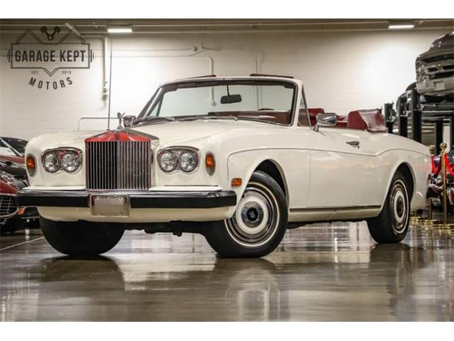 1980 Rolls-Royce Corniche (CC-1320338) for sale in Grand Rapids, Michigan