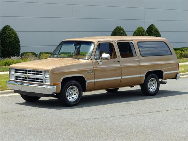 1988 Chevrolet Suburban (CC-1320340) for sale in Greensboro, North Carolina