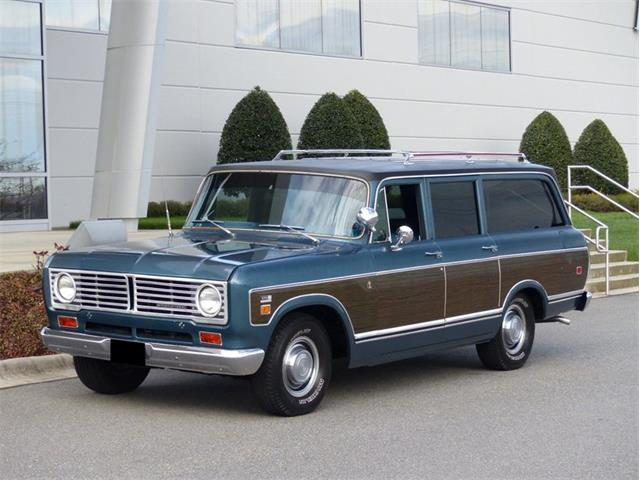 1973 International Travelall (CC-1320341) for sale in Greensboro, North Carolina