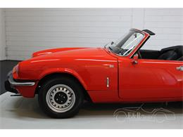1972 Triumph Spitfire (CC-1320356) for sale in Waalwijk, Noord-Brabant