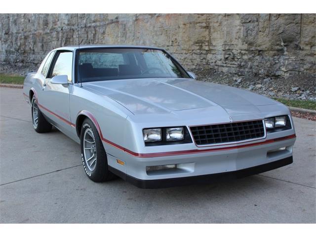 1986 Chevrolet Monte Carlo (CC-1320357) for sale in Greensboro, North Carolina