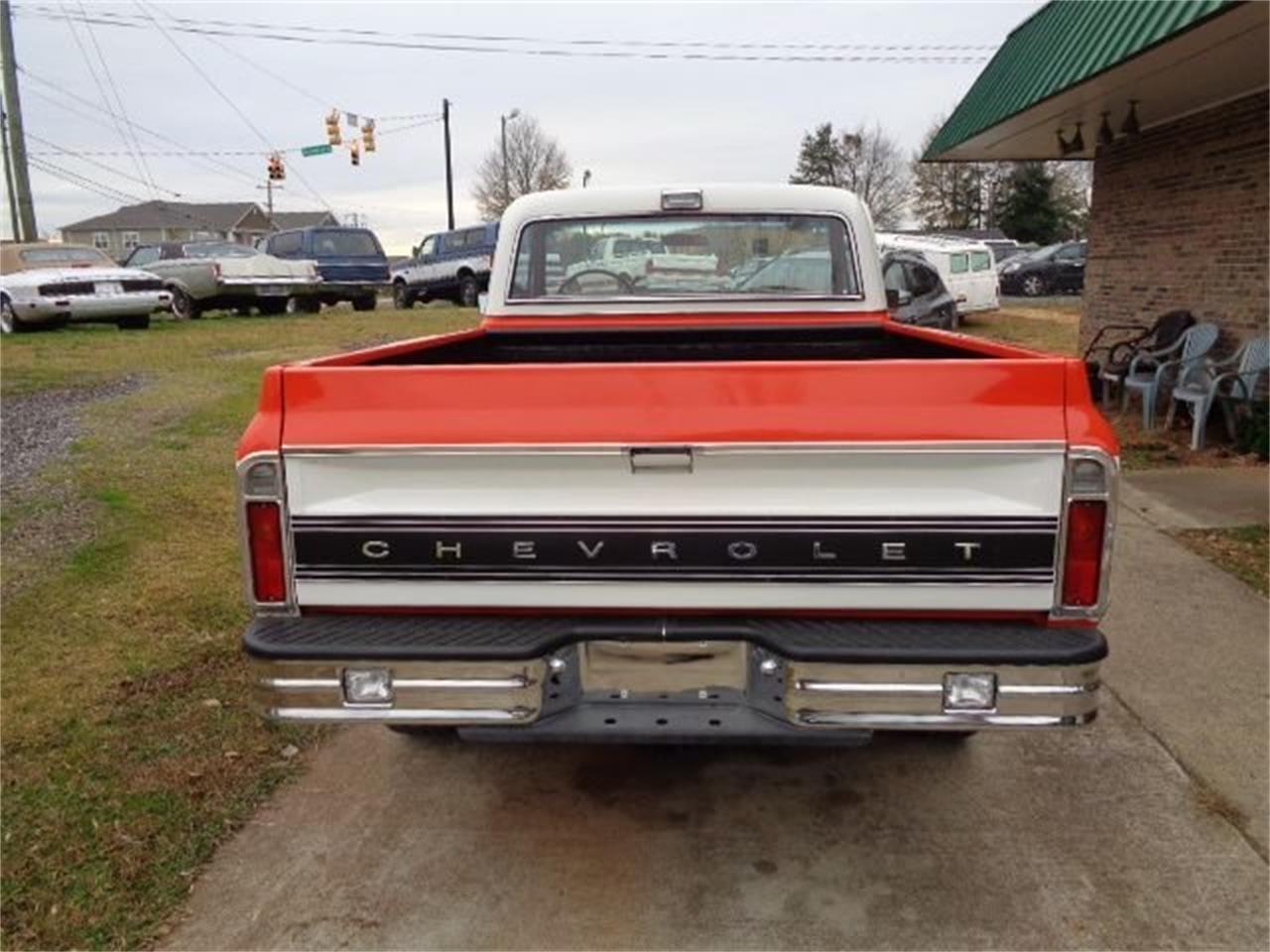 1972 Chevrolet C10 (CC-1320361) for sale in Greensboro, North Carolina